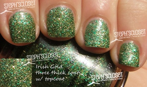 Nothing like some serious glitter! Source.