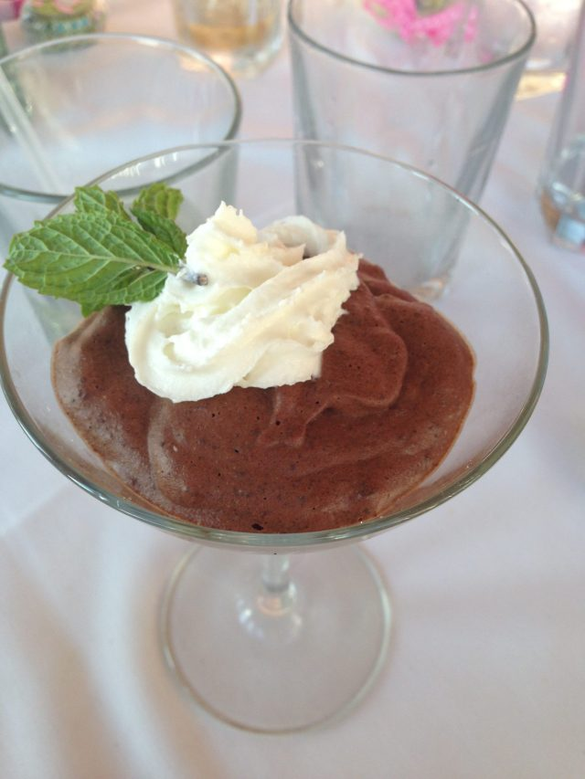 Best chocolate mousse dessert EVER!