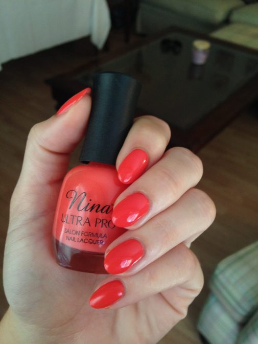 "Nina Ultra Pro ""Tangerine Dream"""