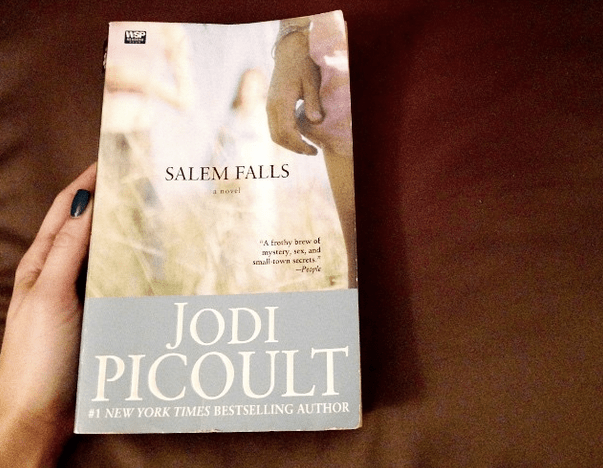 I love Jodi Picoult & thought October would be the perfect time to read this book. It was SO good! Bonus: Lifetime made it into a crummy made for TV movie too! ;)