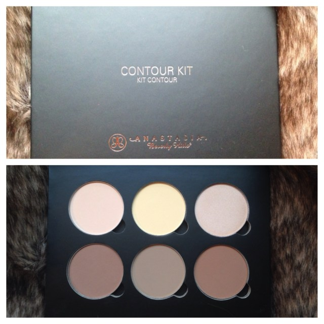 I have been wanting the Anastasia Beverly Hills Contour Kit for FOREVER! I was so excited about it :)