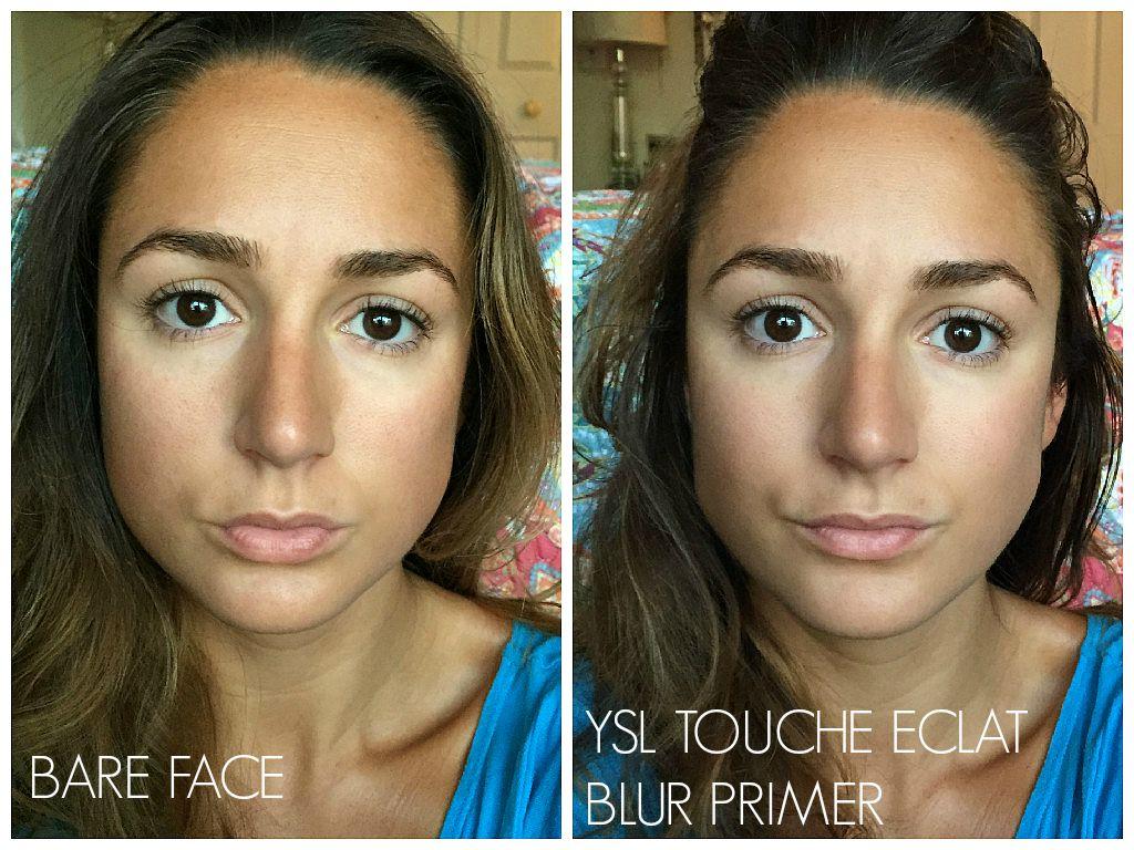 Touche Eclat Blur Primer by YSL Beauty #4