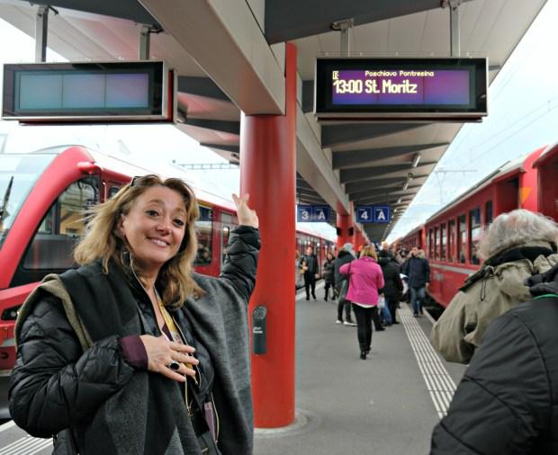 St. Mortiz train