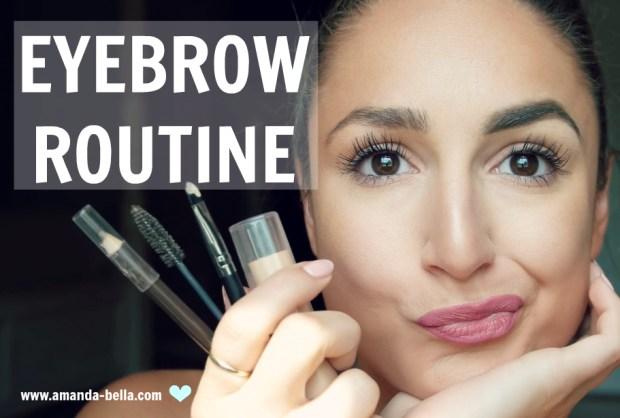 Eyebrow Routine Header