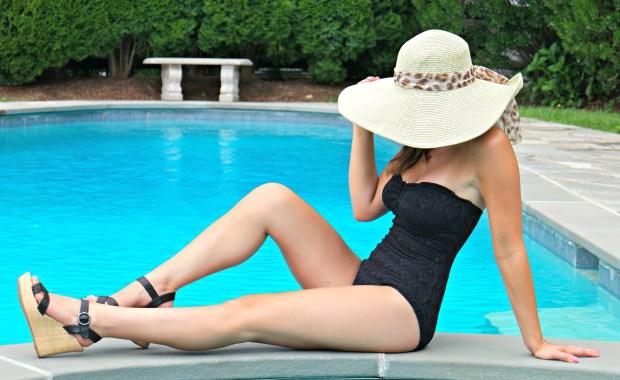 accessorize swimsuit