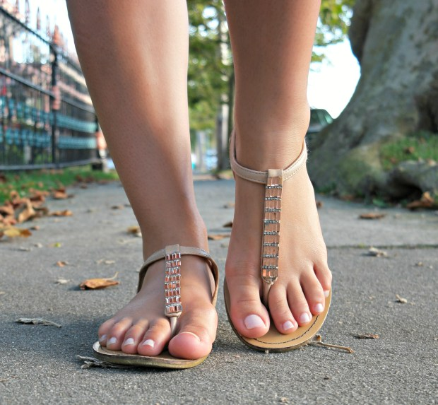 late summer style sandals