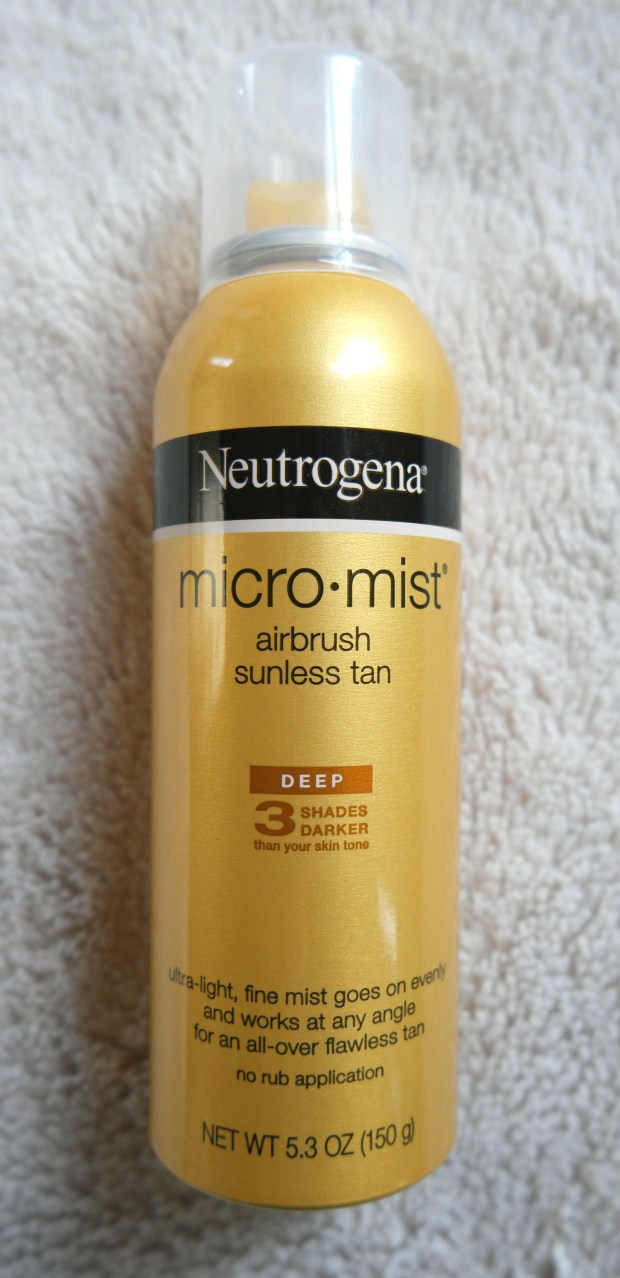 neutrogena micro-mist