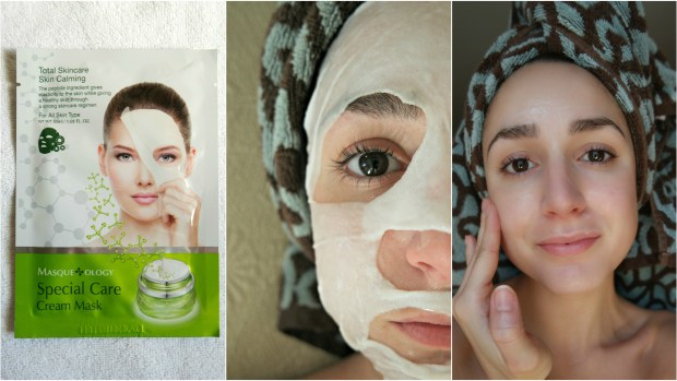 sheet-mask masqueology