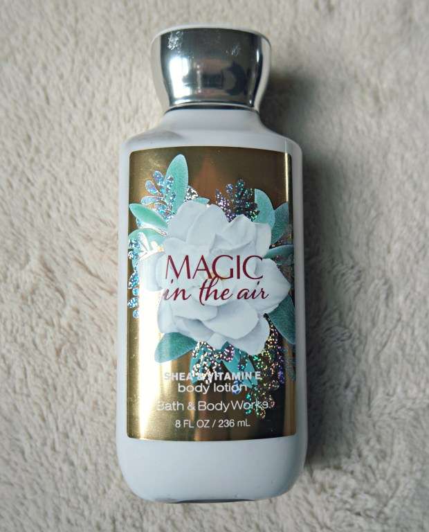 magic in the air bath & body works
