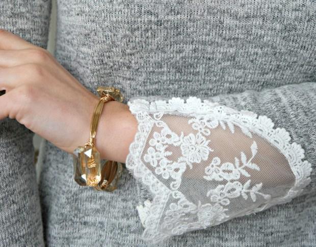 demure handmade jewelry
