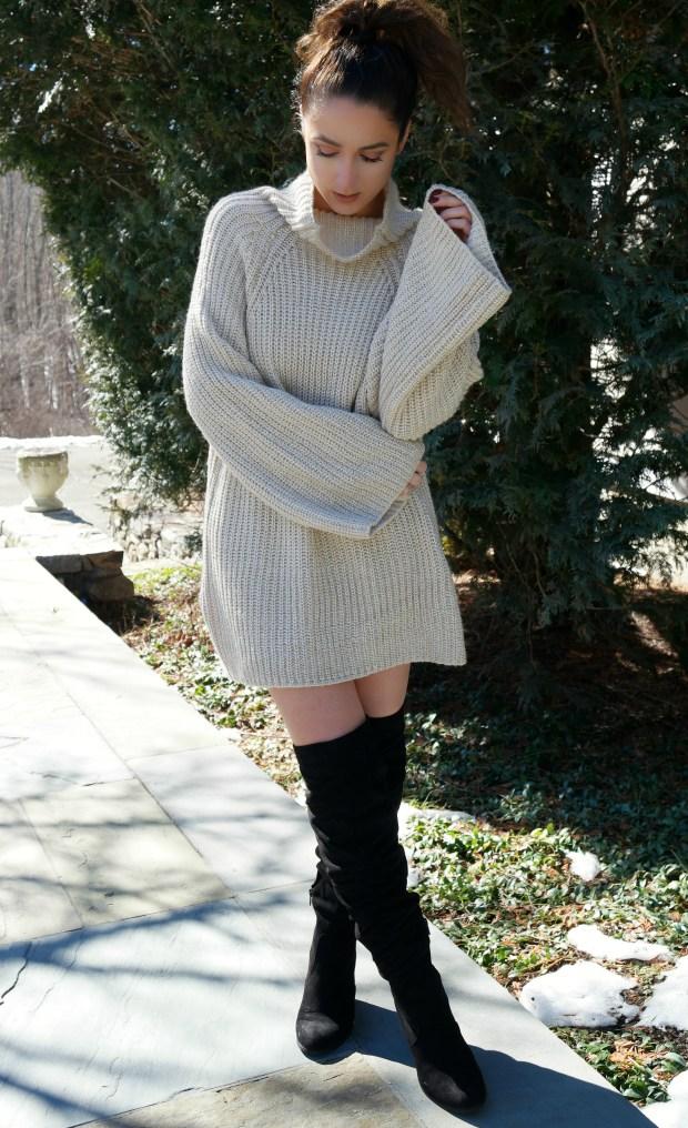 shein-oversized-turtleneck-sweater-dress-1