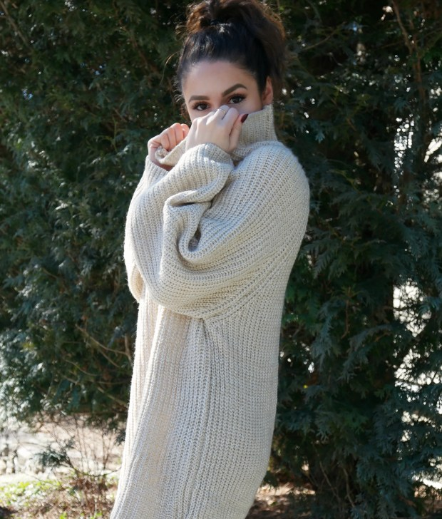 shein-oversized-turtleneck-sweater-dress-5