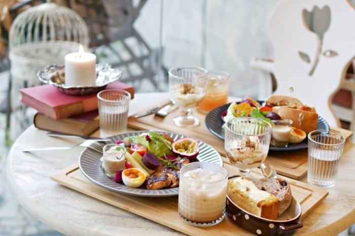台南早午餐『時淬』古董選物與繽紛餐食的浪漫結合,實現妳的公主夢!台南美食 台南下午茶