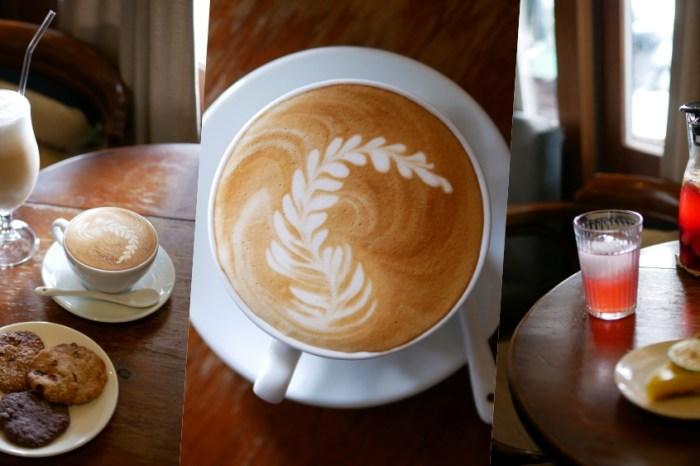 隱身於巷弄裡的經典咖啡香『黑早咖啡』在地10年的靜謐台南咖啡廳推薦