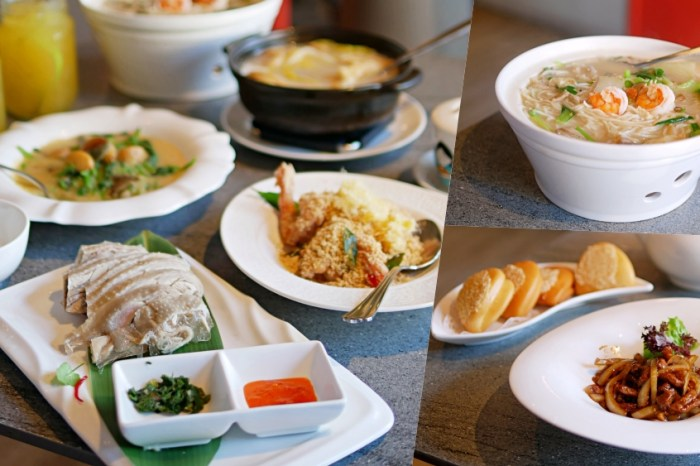 視覺和味覺一次滿足的豐盛米其林饗宴『PUTIEN 莆田』有著溫潤胡椒香的誘人肉骨茶!新竹異國料理|竹北美食