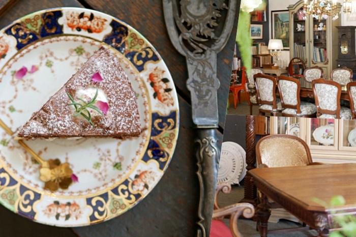 台南最美古典咖啡廳『西門洋行』沒人帶不會知道的隱藏版下午茶,和另一半一起浪漫一下!台南美食 台南中西區