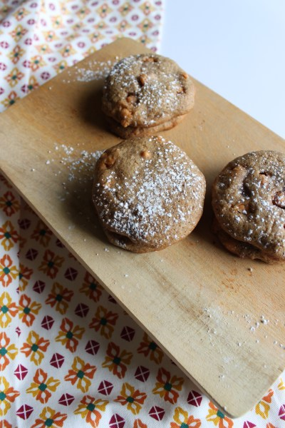 The perfectly fall cookies - simple ingredients, tons of spices, and lots of apple flavor   amandabixler.com
