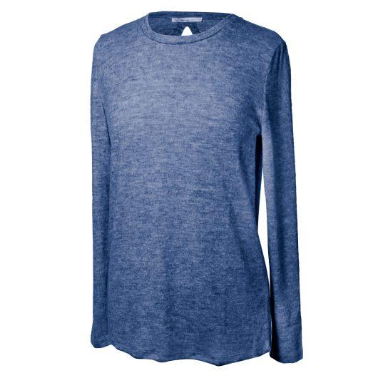 Back-Tie Tunic 2XLarge - Blue