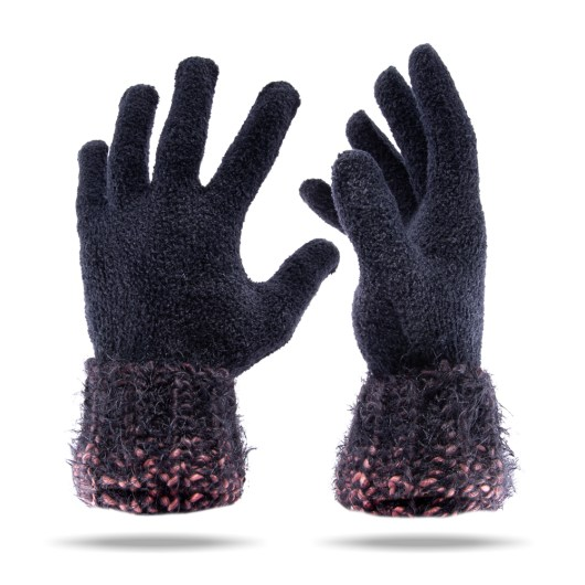Alpine Ombre Magic Gloves Elderberry