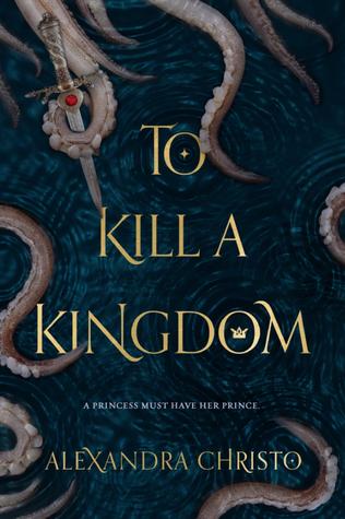 To Kill a Kingdom cover