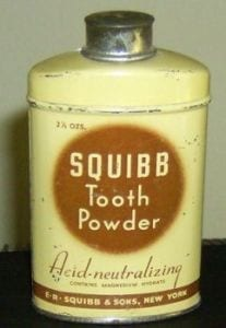 No toothpaste for one year… really?