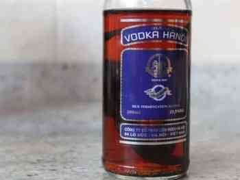 Make your own vanilla extract – the results!