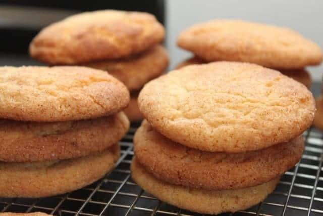 Vintage Cookies: Snickerdoodles