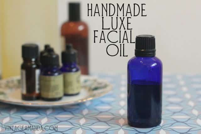 amandacook.me Handmade beauty: luxe facial oil