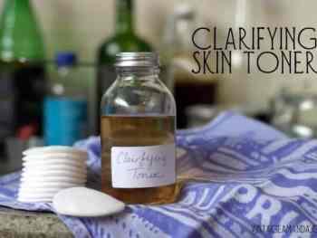 amandacook.me : Clarifying Skin Toner