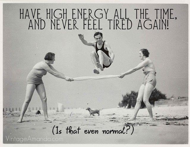 amandacook.me How to have high energy all the time and never feel tired again!