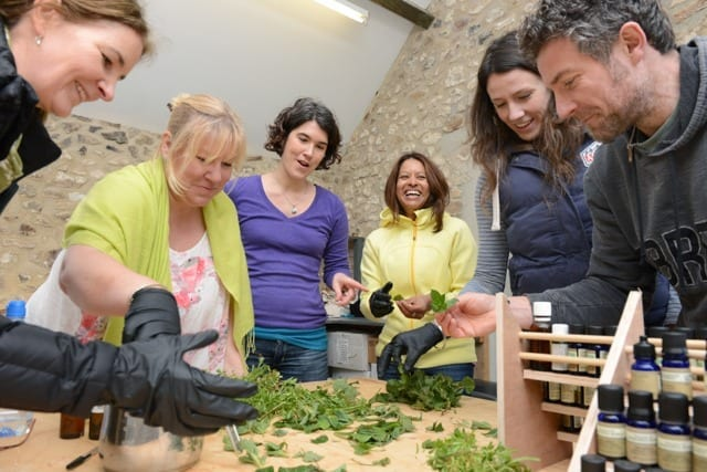 Natural Beauty Workshop at Trill Farm