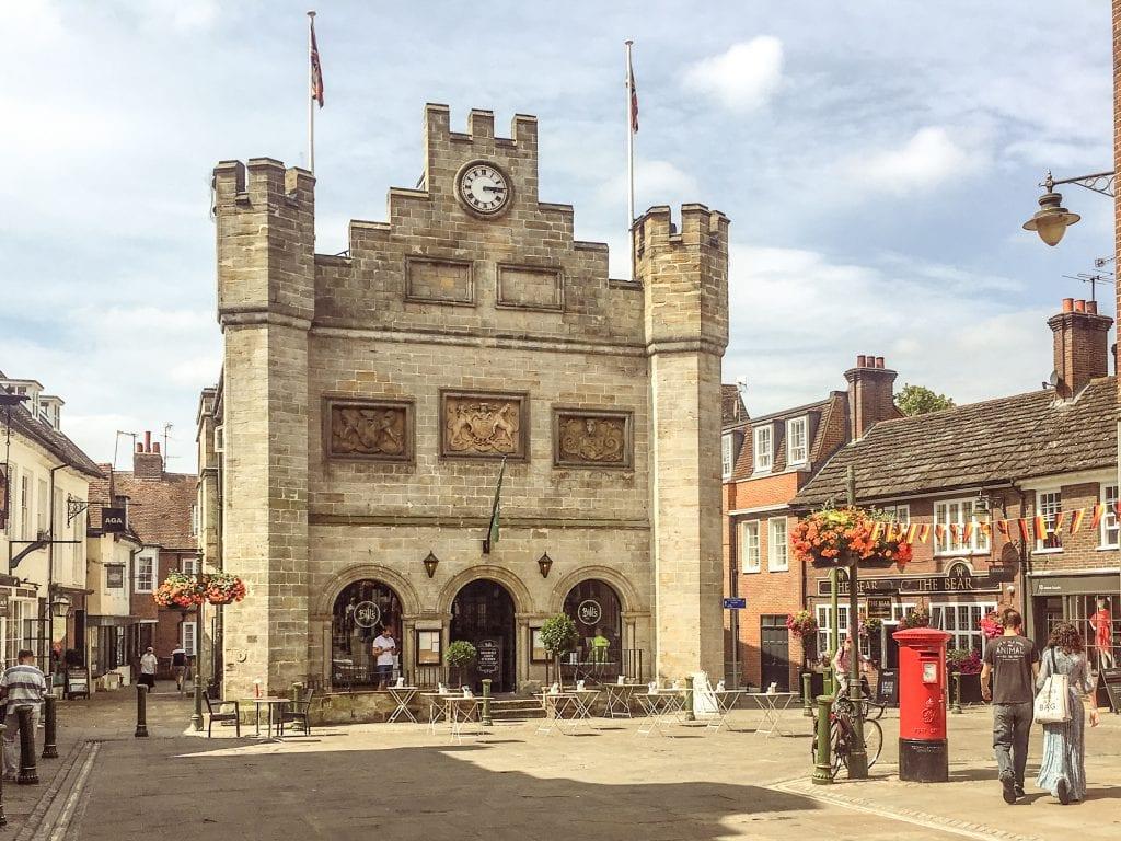 Horsham Market Hall