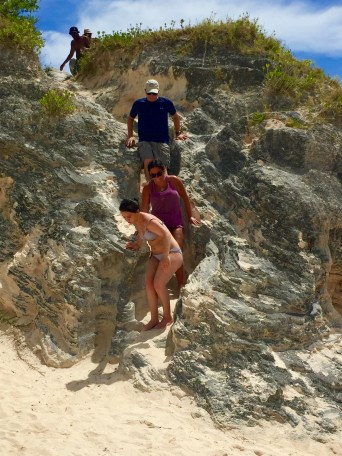 Horseshoe Bay Beach - Hiking Mound