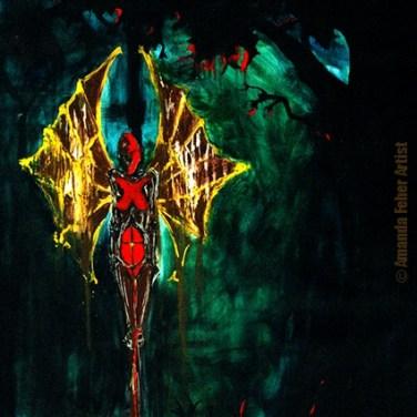 amanda_feher_painting_abstract_oils_tree_of_hearts