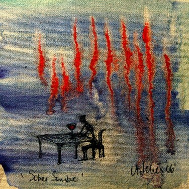 Amanda_Feher_Painting_Watercolour_and_Ink_on_Canvas_Sober_Sombre