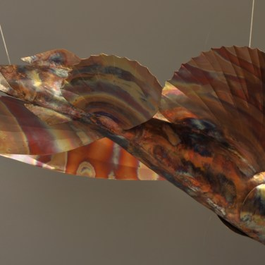 amanda_feher_sculpture_public_art_copper_and_stainless_steel_Flight_School_Flying_Fish_Strand Ephemera_Fish2