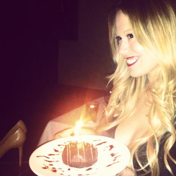 9. Chocolate Mouse Cake