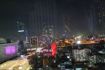 the nightview