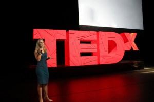 Amanda Hammett TEDx