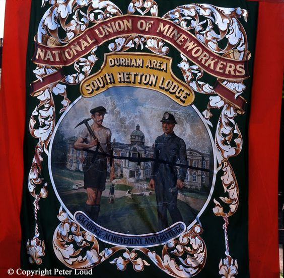 South Hetton banner
