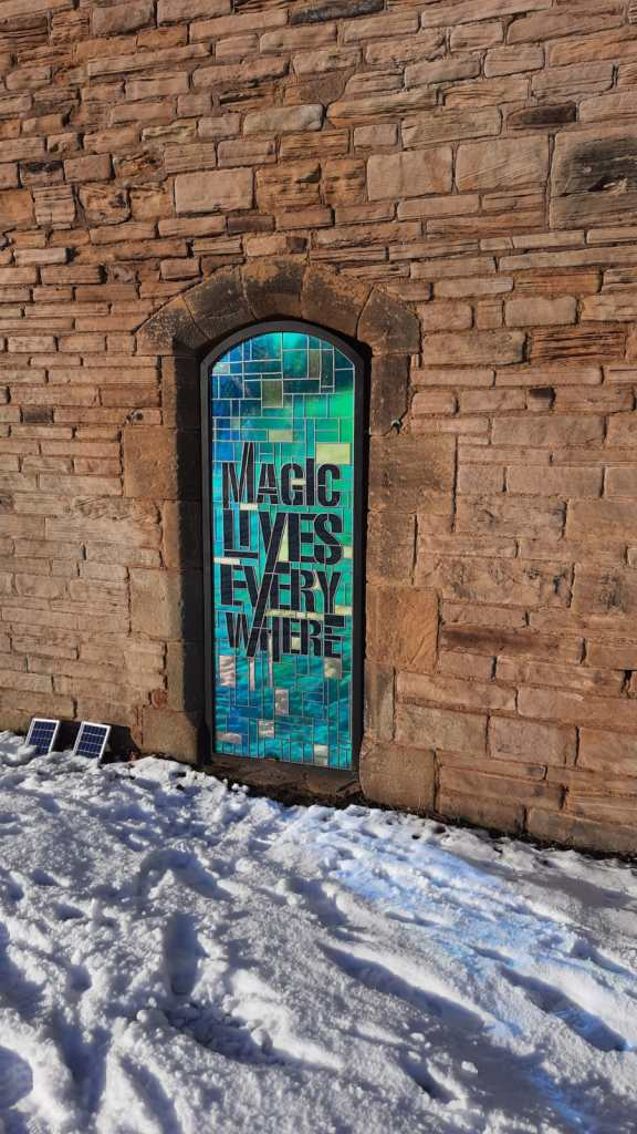 Magic Lives Everywhere by Stuart Langley