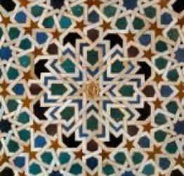 alhambra tessellation