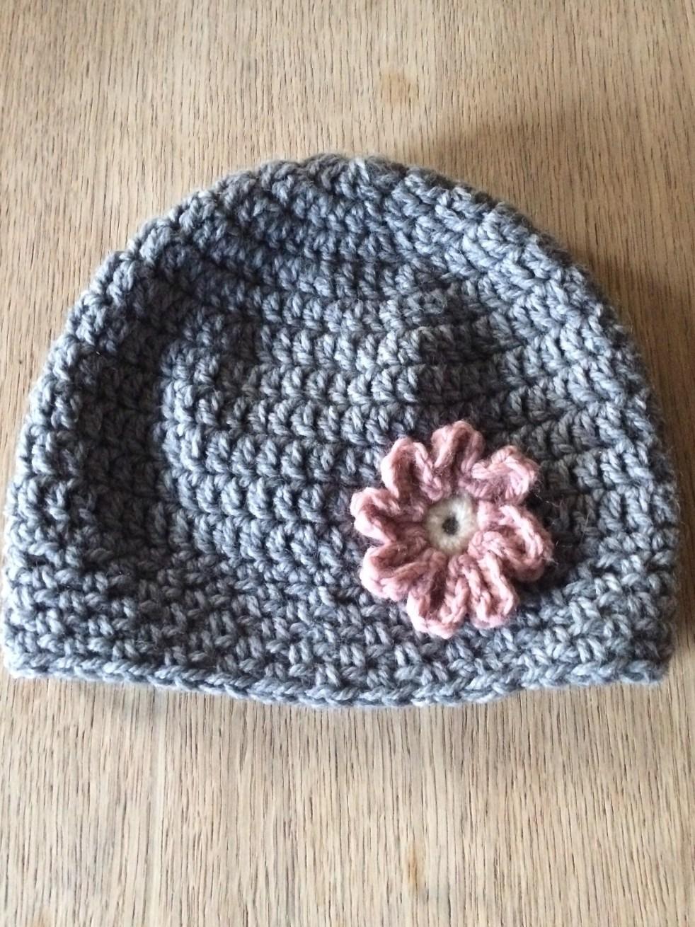 Crochet Toddler Hat Pattern Amanda Jones Crochet
