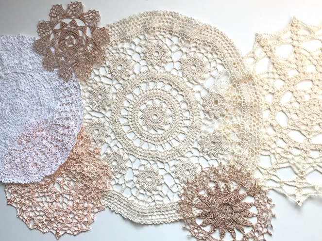 Five Free Crochet Doily Patterns Amanda Jones Crochet