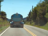 Infernal milk truck