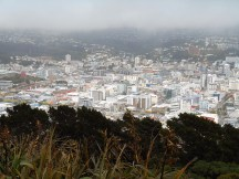 Another view from Mt Victoria, Wellington