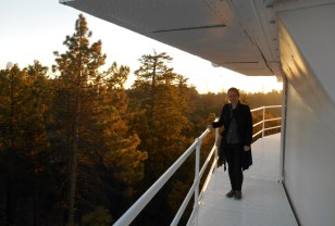 100 Inch telescope at Mt Wilson