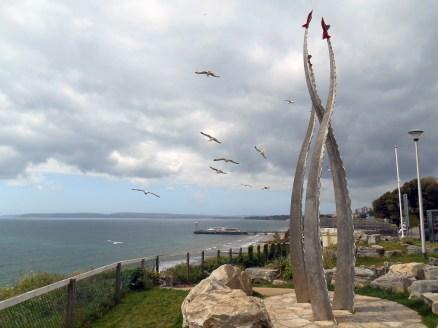 Red Arrows memorial