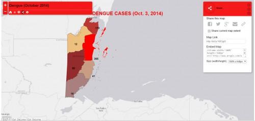 Dengue-Map