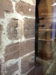 Carlisle Cathedral Prison Etchings